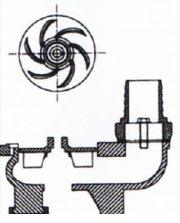 Pompa BV - rysunek