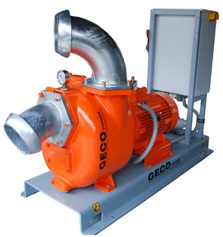 GECO POWER SPE - pompy elektryczne do odwadniania