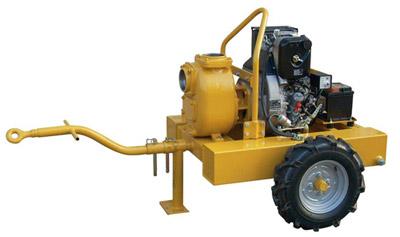 Pompa spalinowa Victor Pumps S100