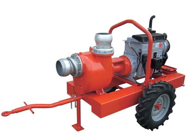Pompa spalinowa Victor Pumps S200